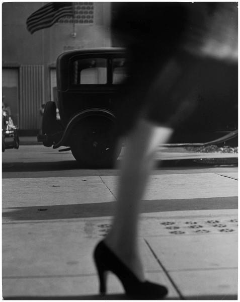 ליזט מודל, רגליים רצות, ניו יורק, 1941