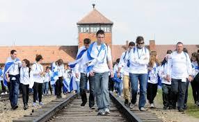 משלחת נוער לאושוויץ