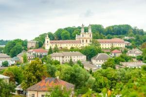 בוצ'ץ', מראה כללי של הרובע ההסטורי
