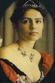 """אמה פורסיית (""""המלכה אמה"""") 1850-1913"""